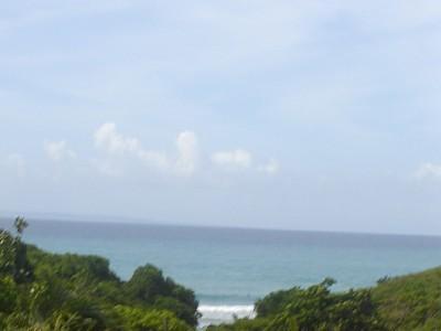 vue mer de la maison