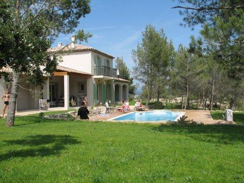 LE MAS DU BAYLE, holiday rental in Alleins