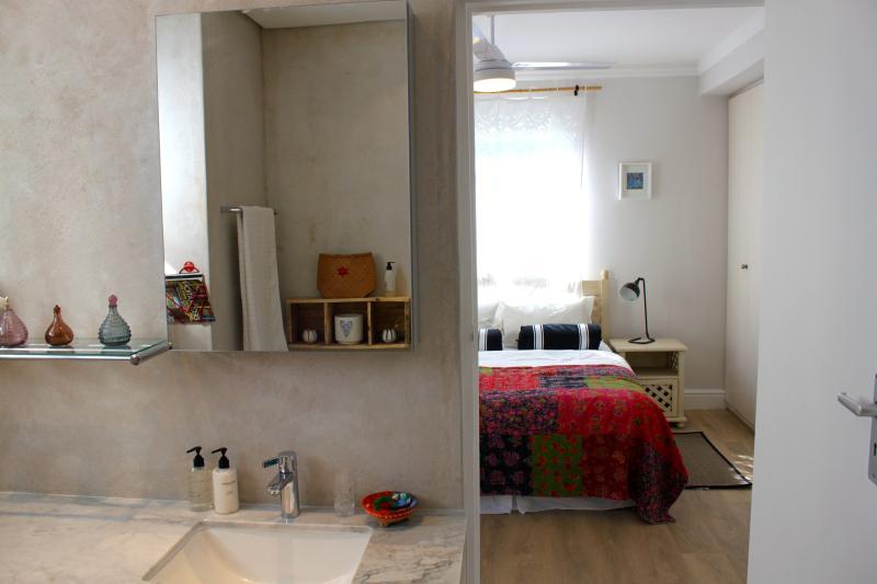 View from en-suite to master bedroom