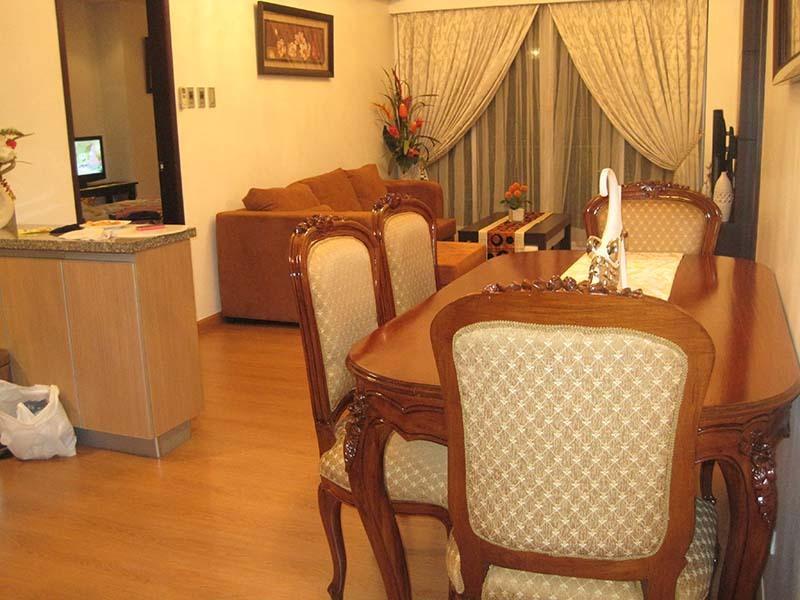 1-Br @ St. Francis Shangri-La, holiday rental in Mandaluyong
