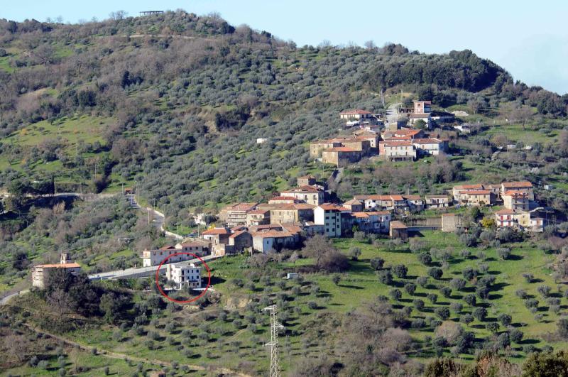 Casal Finocchito 'Grecale' appartamento bilocale, vacation rental in Magliano Vetere