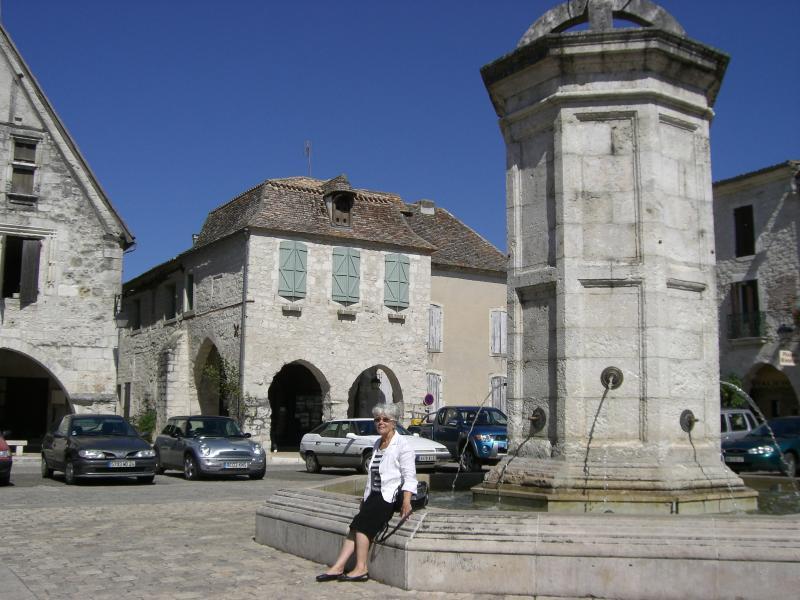 Eymet square