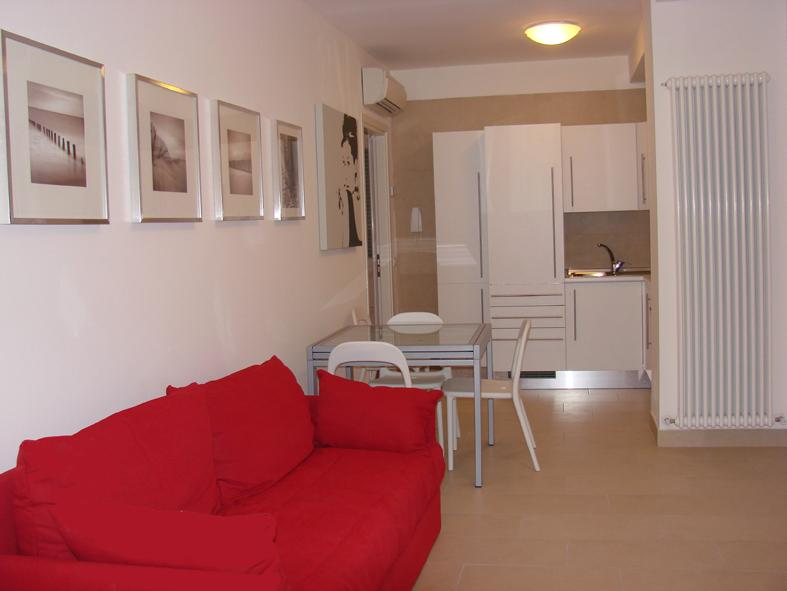 Residenza Argento Gabicce Mare trilocale, vacation rental in Peglio