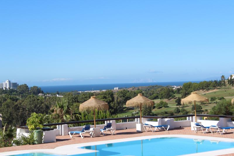 SEAVIEW APARTMENT  BENAHAVIS-MARBELLA, holiday rental in Benahavis