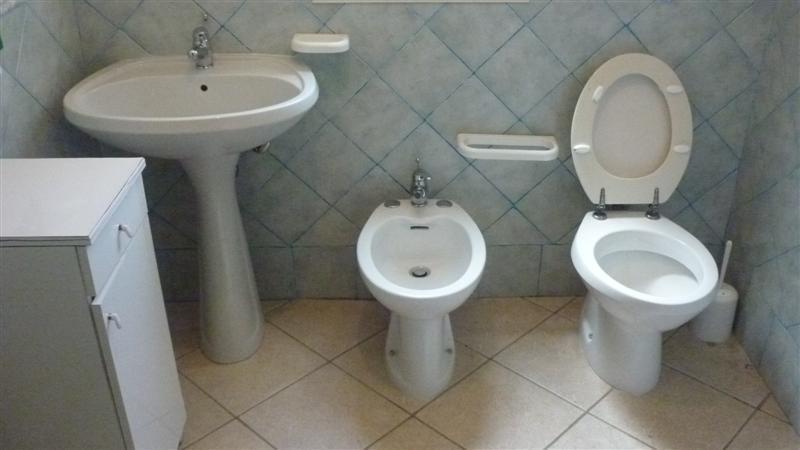 Bathroom. Small apt.