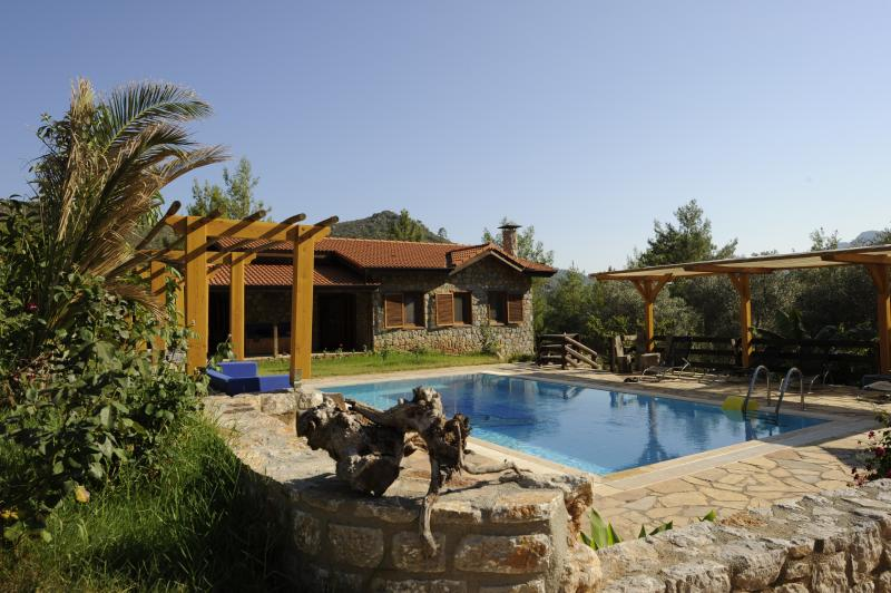 Sakin Vadi stonevilla, holiday rental in Marmaris