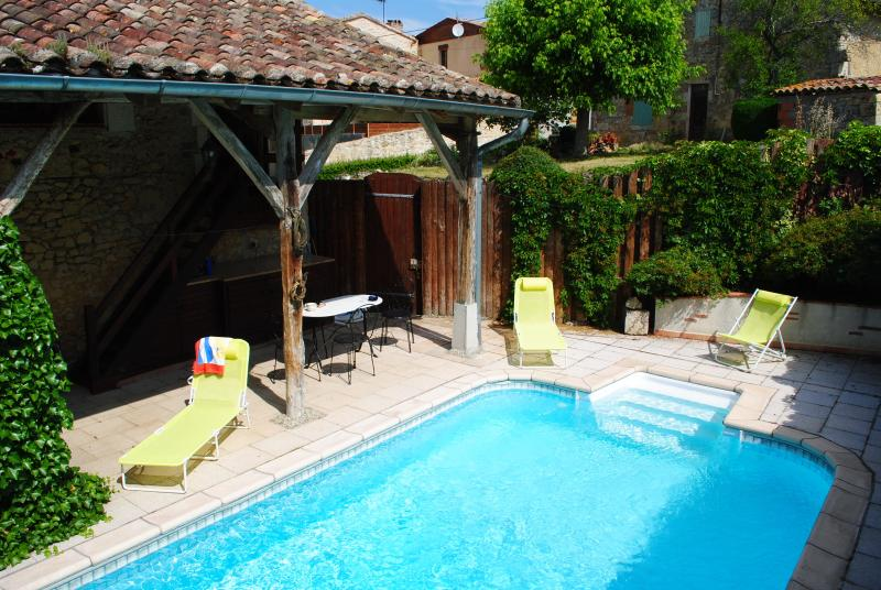 Maison Mansonville, vacation rental in Lavit