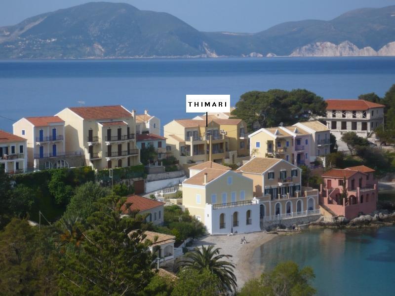 THIMARI, alquiler de vacaciones en Assos