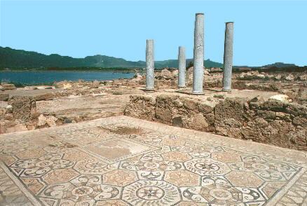 Ancient ruins of Nora