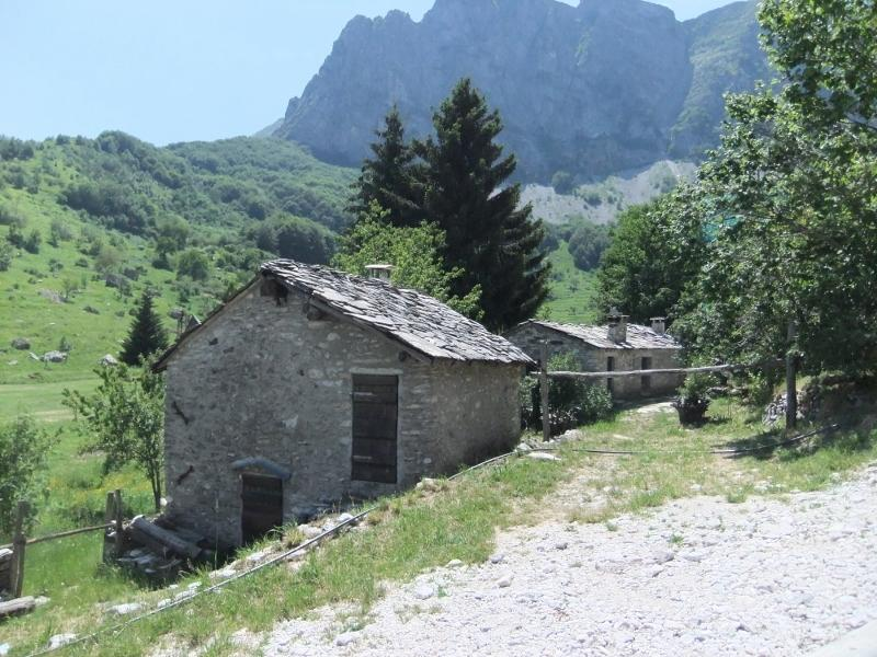 The Garfagnana countryside