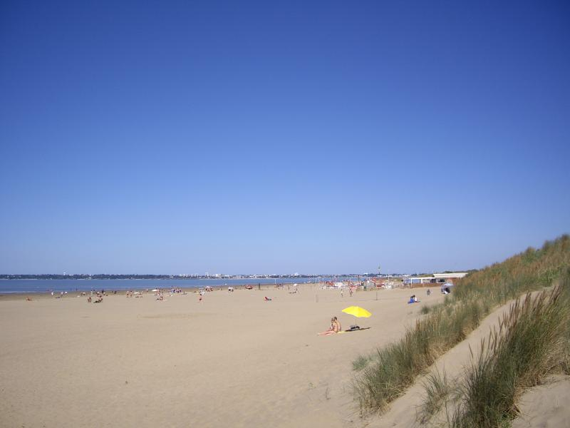 ST-BREVIN L'OCEAN : Great sandy beach bordered by wooded dunes