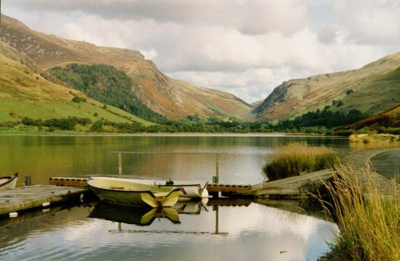 Talyllyn Lake, well worth a visit