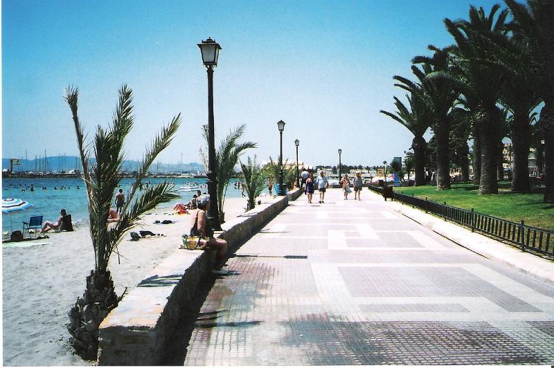 Local Promenade and Marina