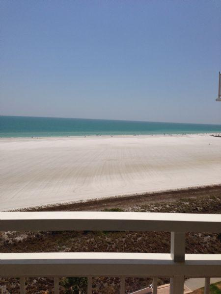 Balcony View of the Gulf