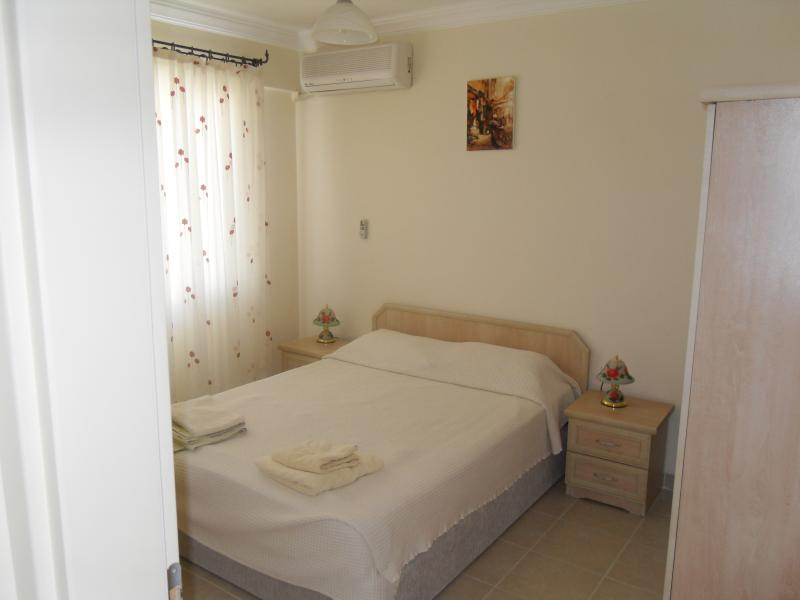 Double Bedroom with airconditioning