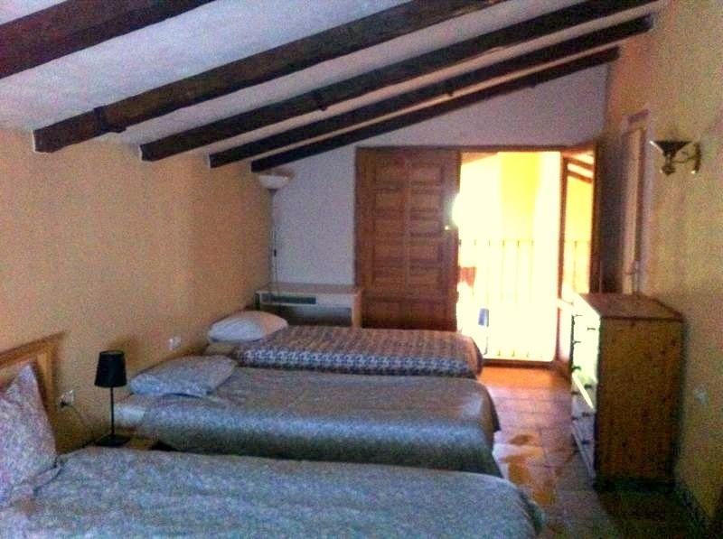 Mezanine level bedroom