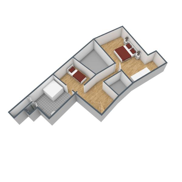 Floor plan basement level - residence Kitzbühel (schematic)