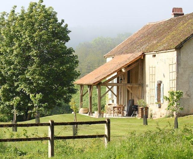 Domaine de Villette, alquiler vacacional en Luzy