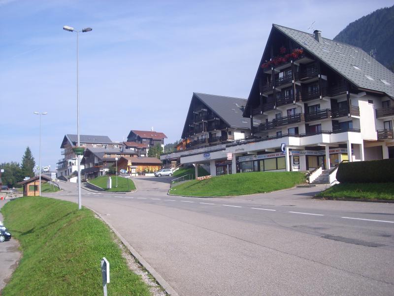 Centre of Village