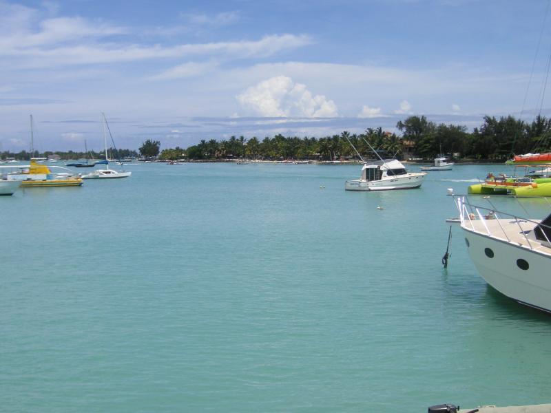 Grand Baie Lagoon