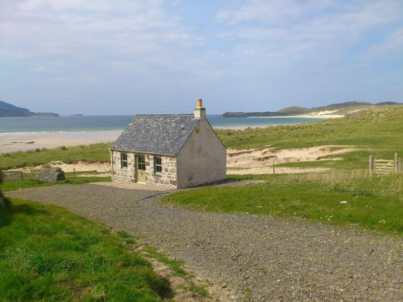 Balnakeil Beach Bothy, holiday rental in Talmine