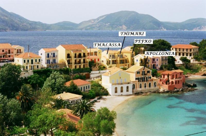 THALASSA, vacation rental in Assos