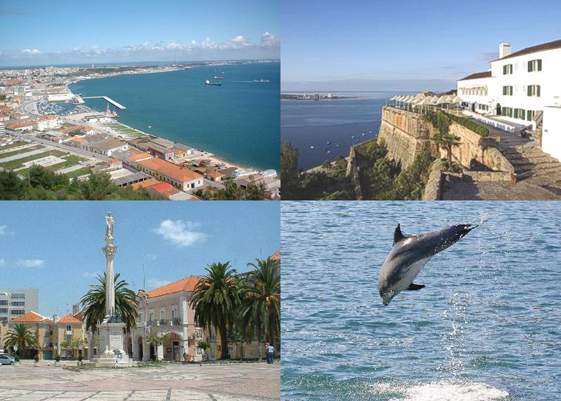 Setubal city
