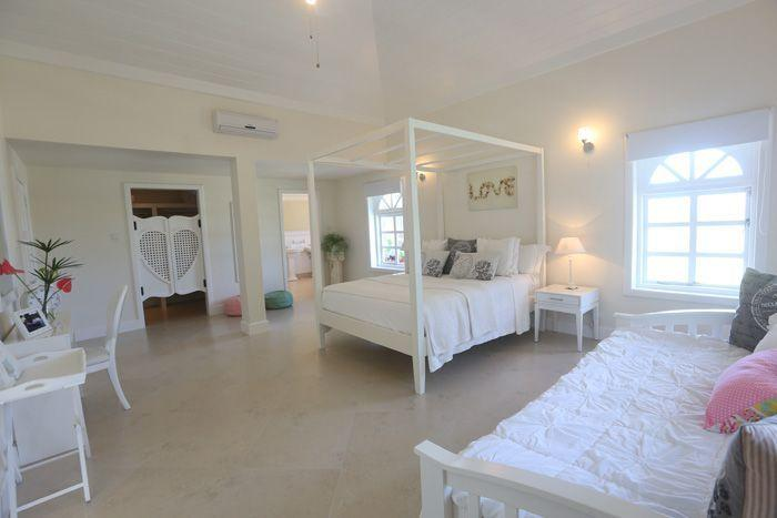 Spacious bedroom , dressing room and on suite