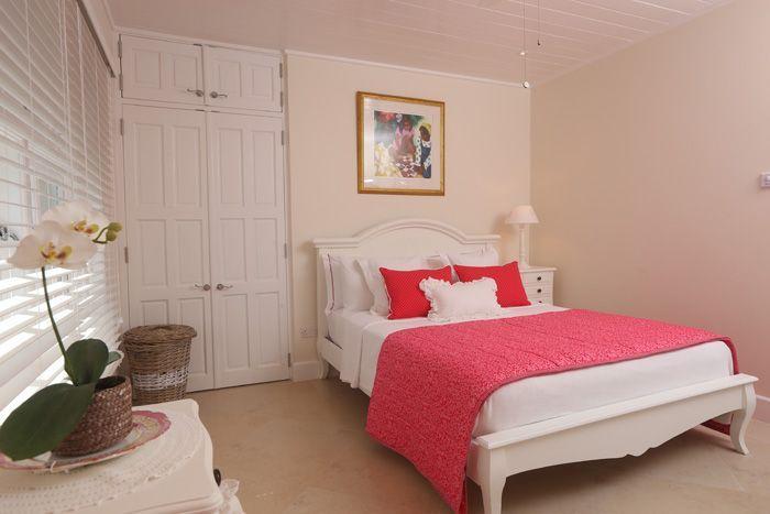 Spacious , bright  bedroom