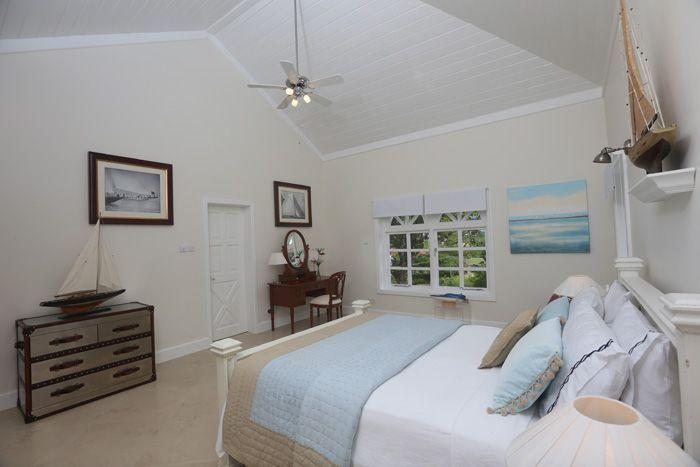 Spacious bedroom with ensuite