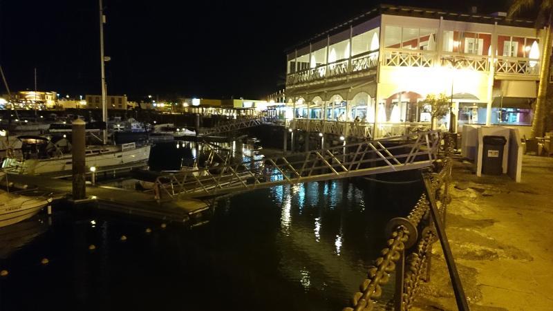 Evening Bars and Restaurants