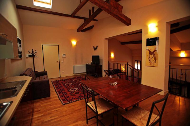De Prati Apartments Borsa, vacation rental in Chiesuol del Fosso