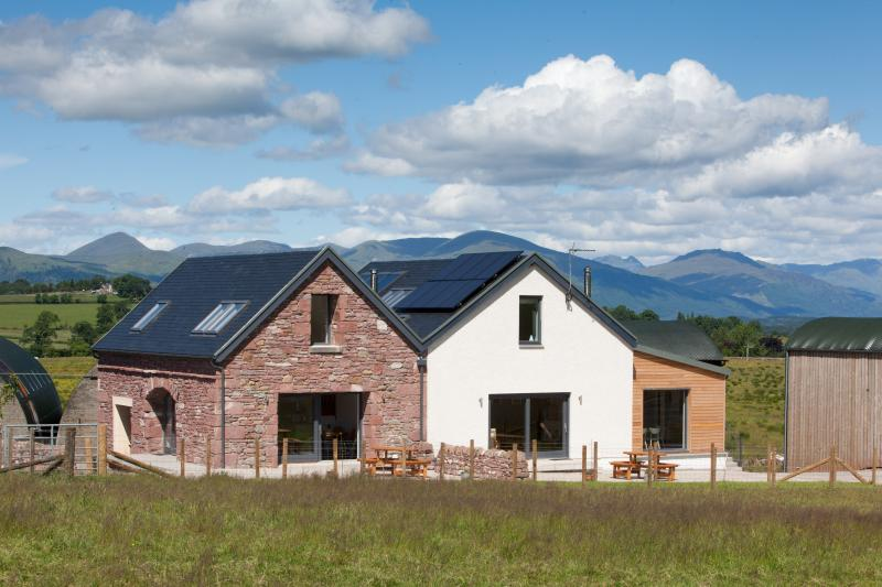 East Cambusmoon Farm, vacation rental in Loch Lomond and The Trossachs National Park