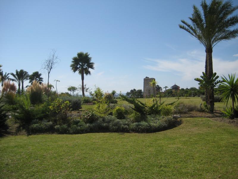 Community parkland