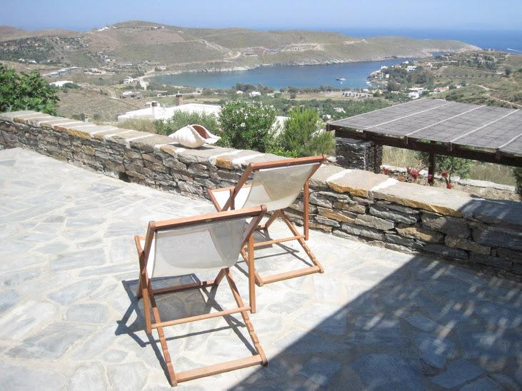 Panoramic Views of Otzias Bay