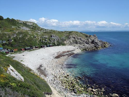 Local beach - short walk. Church ope Cove
