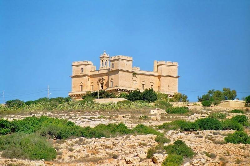 Selmun Palace juste 10 minutes à pied