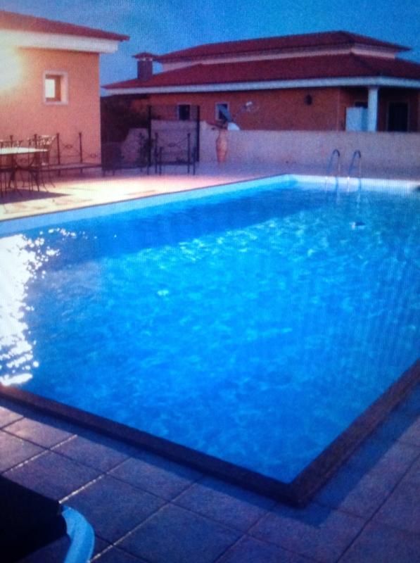 heated Swimming pool 6m x 12m