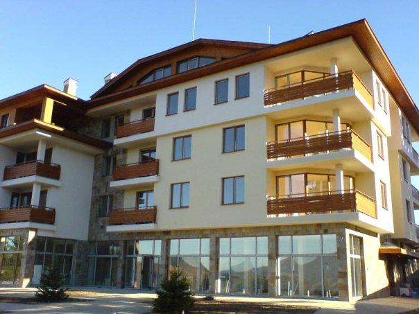 The Panorama Appartment Complex in Stoikite