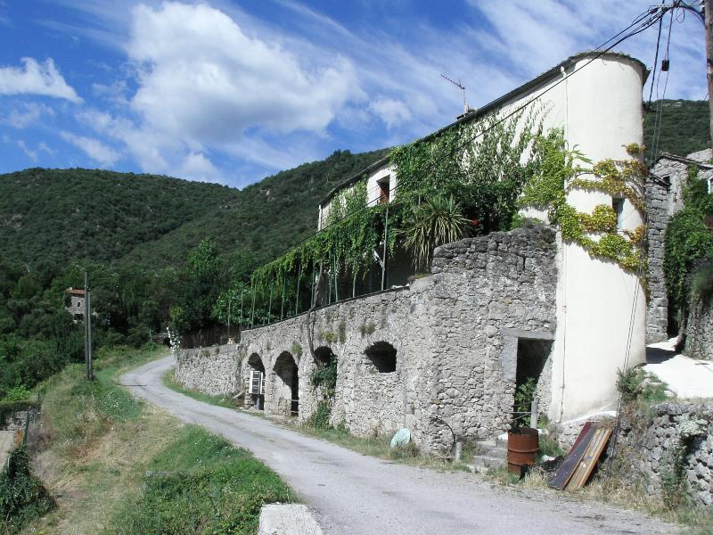 Maison en Cévennes, holiday rental in Valleraugue