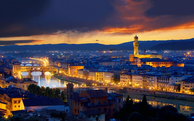 Local area photo (Piazzale Michelangelo view)