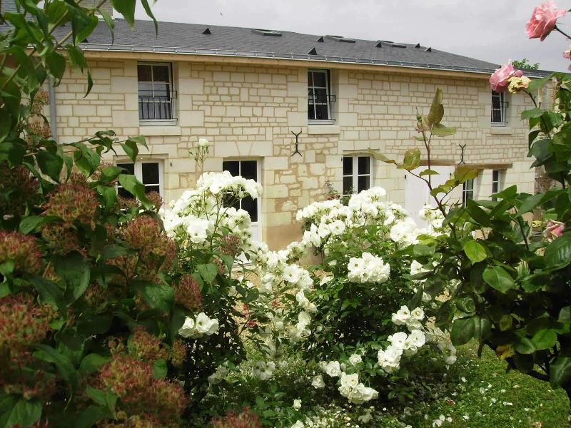 Gîte La Samsonelle, aluguéis de temporada em Varennes sur Loire