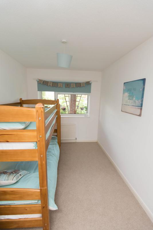 Bedroom 4 - kids bunks