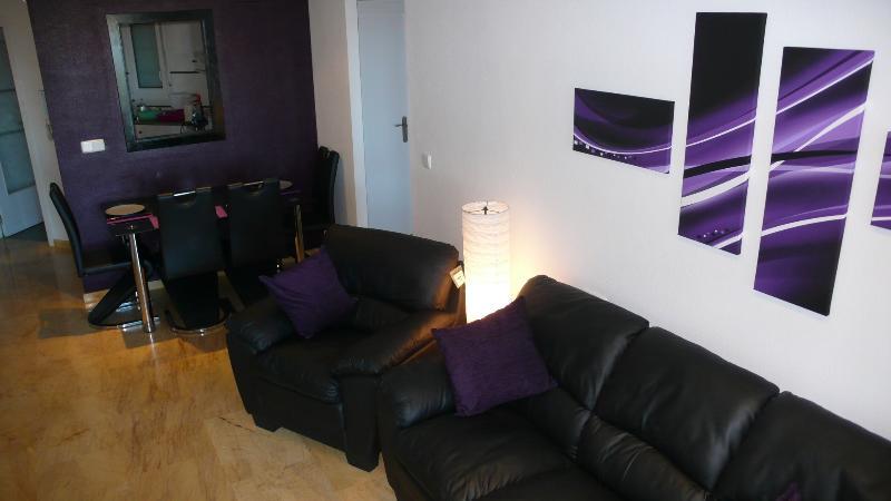 Luxury Comfortable Lounge.