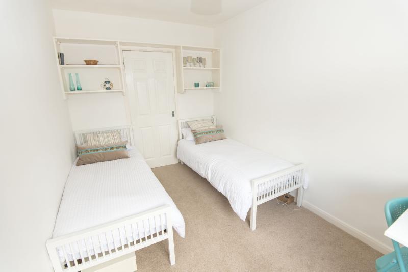 Bedroom 3 - 2 small singles