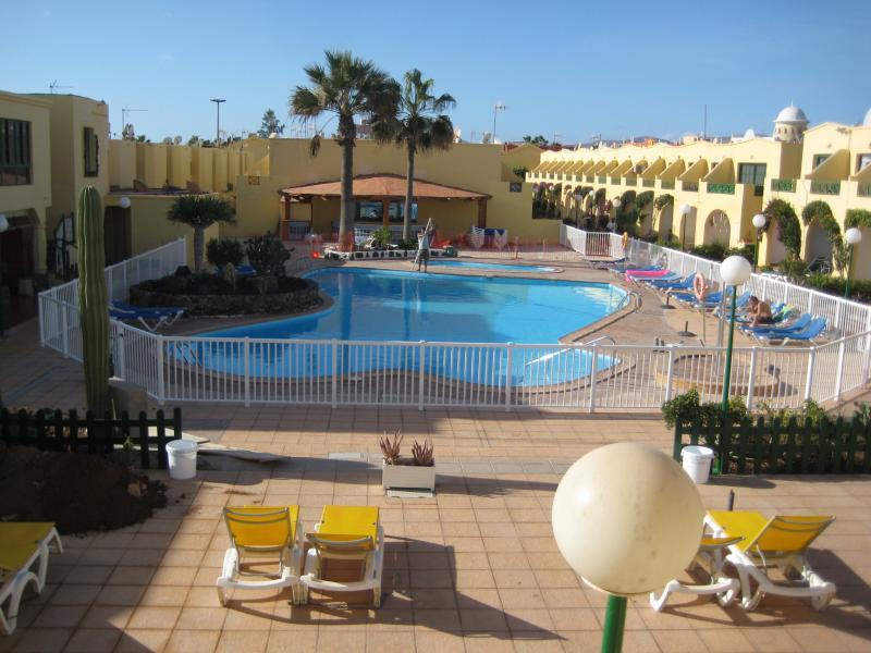 Duplex apartment, vacation rental in Caleta de Fuste