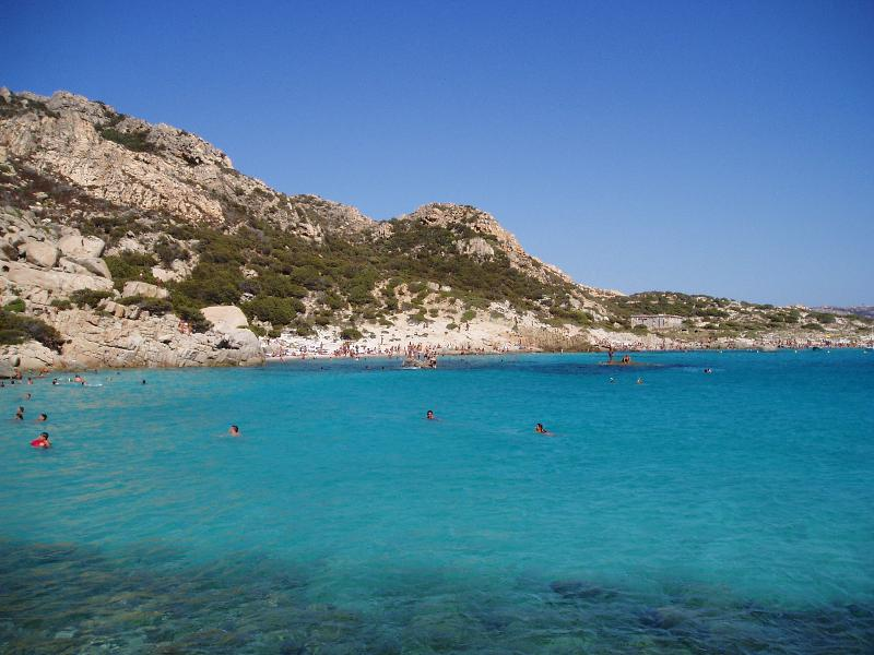 Island of Spargi/Isola Spargi