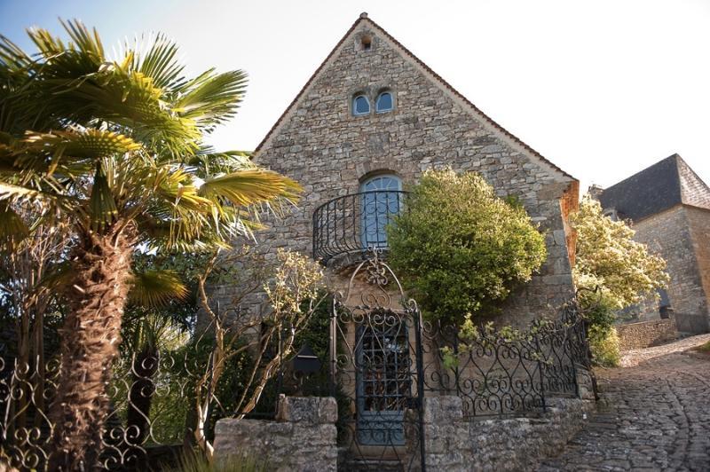 Exterior of La Maisonnette du Coteau