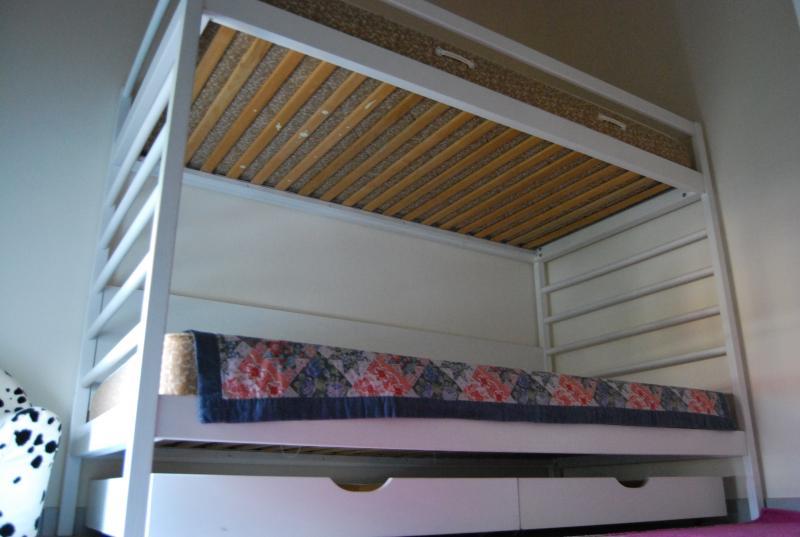 Apt. 3 - bunk beds
