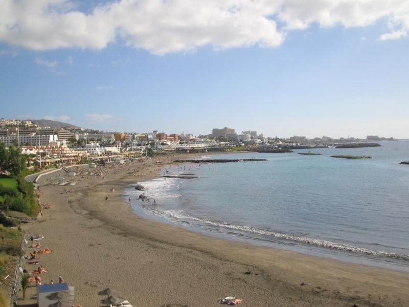 spiaggia Playa Fanabé
